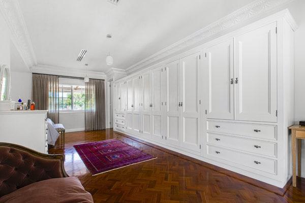 big wardrobe doors